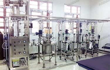 漿態牀、聚合反應研發裝置
